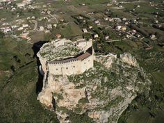 Mussomeli Castle