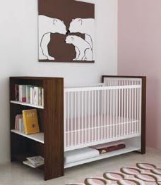 Aj Crib In Choice Of Finish And Luxury Baby Cribs Furniture Kate Fredrick Polar Bear Nursery Theme