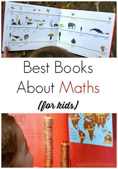 Best Books About Maths (for kids) - Racheous - Lovable Learning