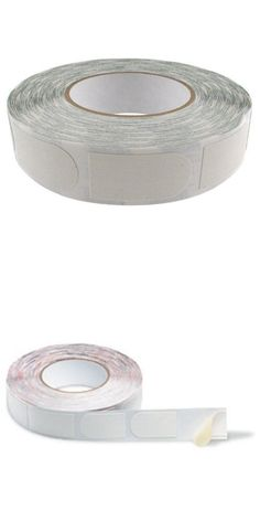 Accessories 50812: Storm 500 Piece Roll 1 Inch White Bowling Tape -> BUY IT NOW ONLY: $33.95 on eBay!