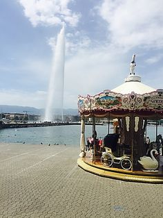 #Geneva's beauty has no boundaries. We got a chance to enjoy some of the fabulous and amazing panoramas. You'll absolutely fall in love with this awesome view of the #beautiful_city.