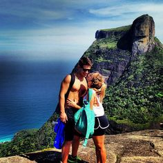 #relationshipgoals <-- I hate hashtags on pinterest but this one is appropriate. Definitely a relationship goal to find a guy who can keep up with your love of the outdoors and hiking...and who has abs. Very nice abs.