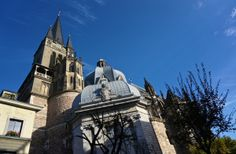 Aachen Germany Cathedral