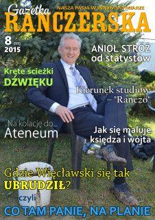 Gazetka Ranczerska Nr 8/2015