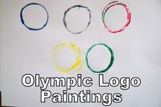 Olympics Craft Activities for Preschoolers
