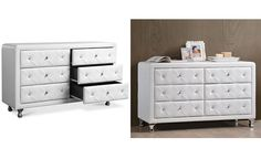 Luminescence Dresser, Quick Ship - Dressers & Chests - Furniture - Macy's