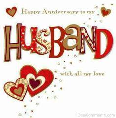 Happy Anniversary To My Husband Rvt518DC15