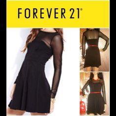 Forever 21 Skaterblack Dress