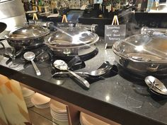 Emma Victoria Stokes AC Hotels Marriott Breakfast Buffet