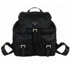 prada 90's prada backpack nylon