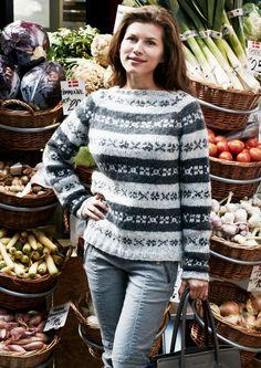 Færøske Tanker. Gepard garn #gepardgarn #puno #babyalpaca #uldstedet #sweater #knitting #danishknitting