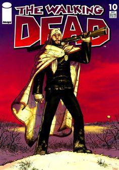 "The Walking Dead 010 Vol. 2 ""Miles Behind Us"" #TheWalkingDead #comic #comics #Free #amc"