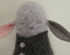 Dove Gray Bunny