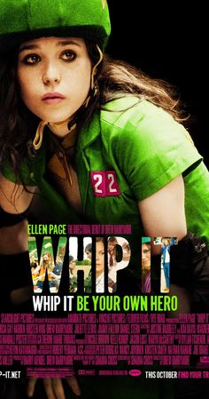 Directed by Drew Barrymore. With Ellen Page, Drew Barrymore, Kristen Wiig, Sarah Habel. In Bodeen, Texas, an indie-rock loving misfit finds a way of dealing with her small-town misery after she discovers a roller derby league in nearby Austin.