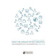 #wisewordswednesday #getcreative #marketing