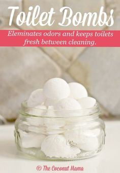 These homemade Thieves toilet bombs will keep your toilets smelling fresh between cleaning! These serious work and smell so nice! Homemade Cleaning Products, Cleaning Recipes, Natural Cleaning Products, Cleaning Hacks, Cleaning Supplies, Diy Products, Cleaning Solutions, Diy Hacks, Essential Oils Cleaning