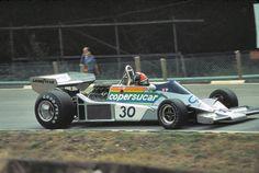 1976 Copersucar FD04 - Ford (Emerson Fittipaldi)