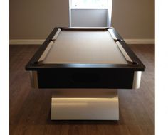 Best Contemporary Bespoke UK Pool Tables Images On Pinterest - Pool table side panels