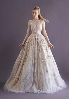 2014 AW Couture   Paolo Sebastian wedding dress I want
