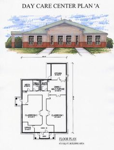 Floor Plan For Children My Someday Childcare Center Pinterest Childcare And Daycare Rooms