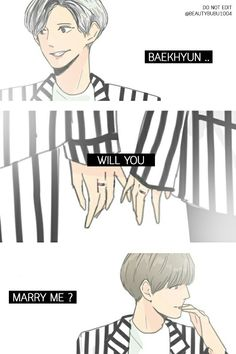 BaekYeol ChanBaek Love me right  Fanart