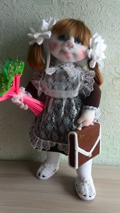 Sculpting, Harajuku, Projects To Try, Flower Girl Dresses, Dolls, Style, Diy And Crafts, Baby Dolls, Vestidos
