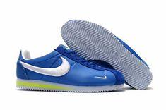 online retailer 7c797 ab506 nike classic cortez yalespor nike classic cortez ultra bleu et blanche femme