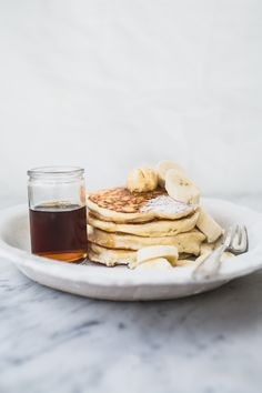 Ricotta Hotcakes with Honeycomb Butter (Granger and Co. Style)
