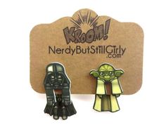 Most Powerful Cling Earring – Nerdy But Still Girly