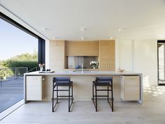 This Modern Home Has A Very Cool Natural Ventilation System | Airows