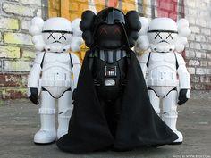 KAWS Influenced by Star Wars