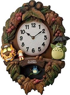 Wow, I need this clock in my life