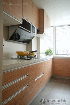 Simple Wood Kitchen Design Pictures View More At Http://www.interiorpik.
