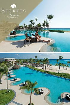 Secrets Akumal Riviera Maya, ideally located in the heart of the Riviera Maya along the famed white-sand beaches and calm, clear waters of Akumal, fuses elegant and original design with nature's elements.