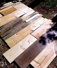 How to harvest pallet wood