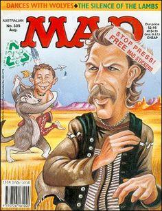 Australian MAD Magazine #305 | MADtrash.com