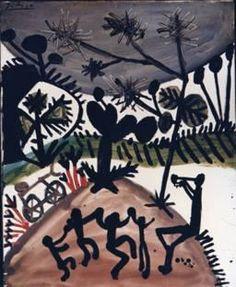Pablo Picasso, Dance, 1956