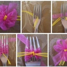 How to Make Cute Little Bows Easily