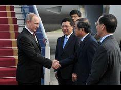Россия и Вьетнам: официальный визит Путина в Ханой