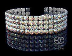 Nowa bransoletka Crystallized Grand. Duże kryształy #Swarovski dodają jeszcze więcej blasku. Tylko u nas: http://arande.pl/store/Crystallized-Swarovski #bizuteria #jewelry