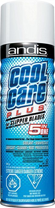 Andis Cool Care Plus Clipper Blade Cleaner Review