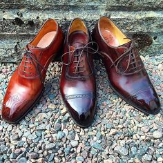 The Gentlemans Inc. — Bespoke Brown.    ©©: @ErikGed.  #thegmi...