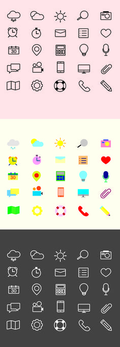Free Flat Vector Icons #vectoricons #flaticons #psdicons #flaticons2014 #icons2014