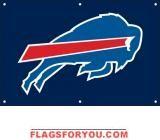 Bills Fan Banner 2ft x 3ft