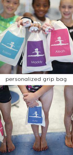 Personalized Gymnastics Grip Bag | Gym Gab