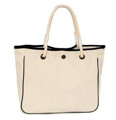 Free shipping 2013 women's handbag diy rope blank canvas bag hand painting whiteboard bags shoulder bag bags portable
