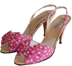 Sesto Meucci Pink Vintage Shoes
