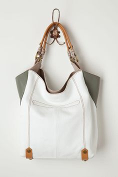 Anthropologie Oryany Corner Color Tote