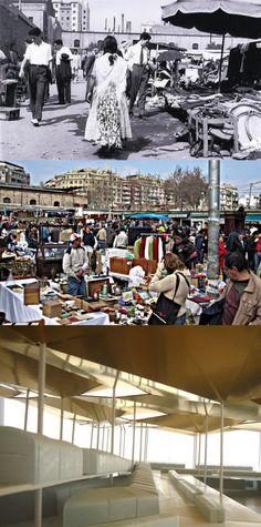 El nuevo Mercado de Els Encants Vells de Barcelona abre sus puertas: Lo pintoresco da paso a la comodida. La historia de este mercado barcelonés se remonta a 1928, siendo uno de los más antiguos de Europa.http://blog.planreforma.com/el-nuevo-mercado-de-els-encants-vells-de-barcelona-abre-sus-puertas-lo-pintoresco-da-paso-a-la-comodidad/