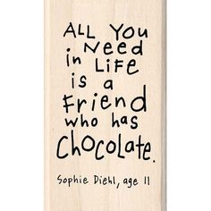 quotes about chocolate - Google Search